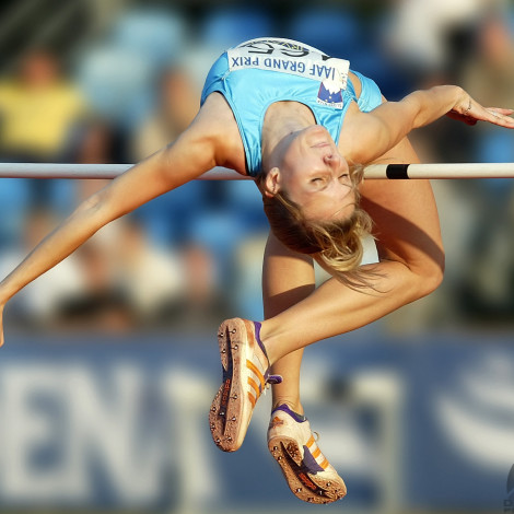 Zagreb, 29.06.2004 - Balet HighJump. Canon EOS 1D, Canon EF 300mm f2.8 L USM IS 1/2000 sec, f2.8, ISO 200 ASA